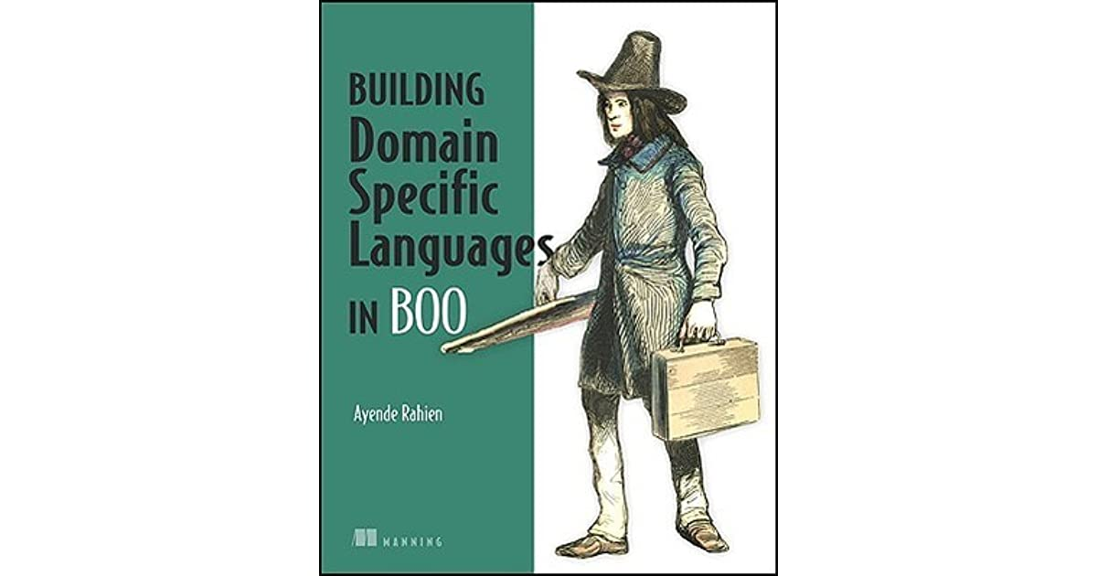 Dsls In Boo Domain-specific Languages In .net Pdf