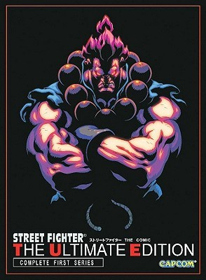 Street Fighter - The Ultimate Edition: The Complete First Series