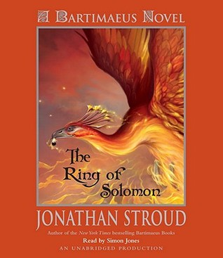 The Ring of Solomon (Bartimaeus, #0.5)
