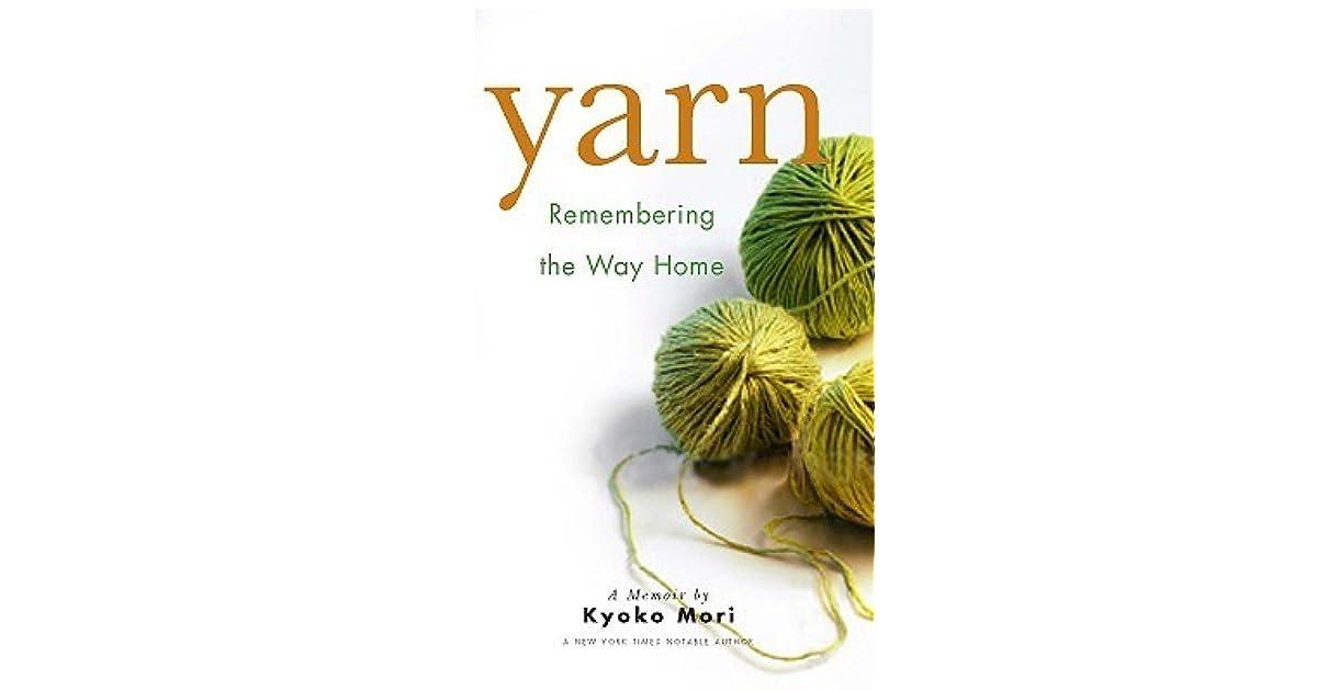 yarn essay by kyoko mori