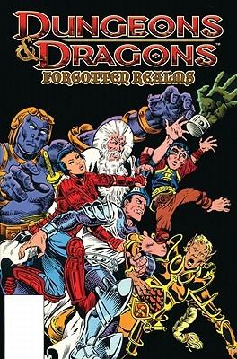 Dungeons & Dragons: Forgotten Realms Classics, Volume 1