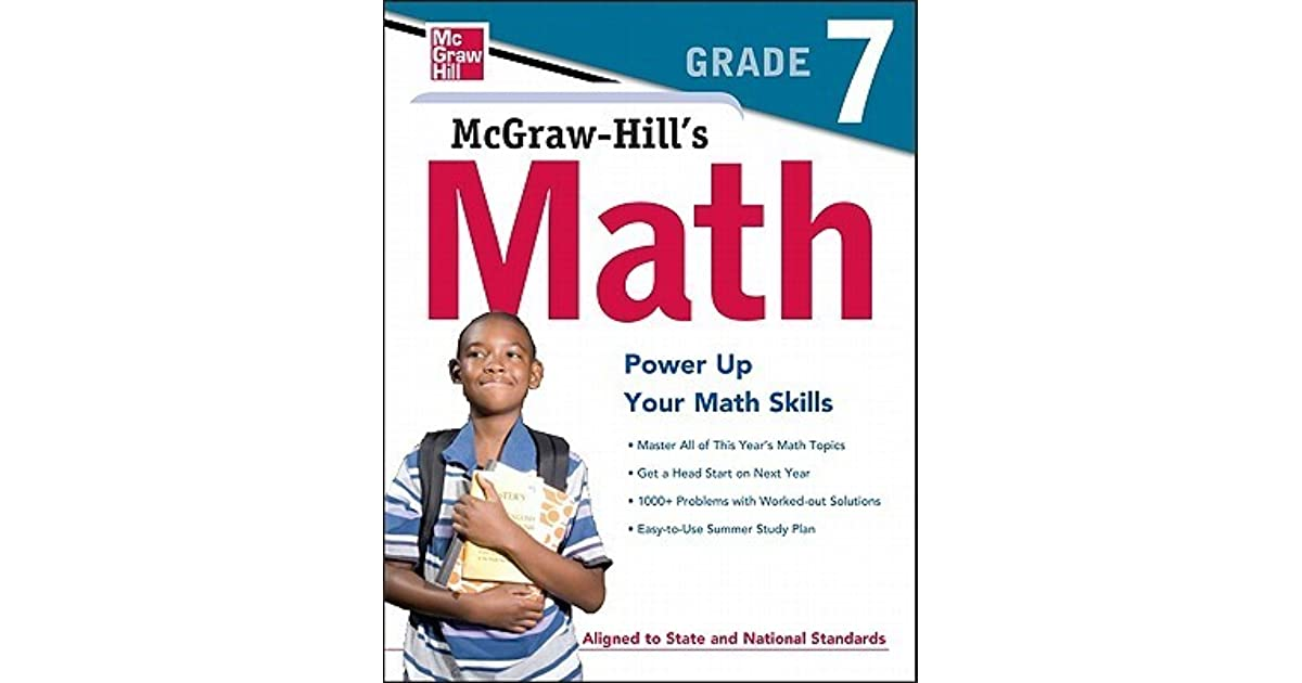 Mcgraw hill science grade 7 answer key