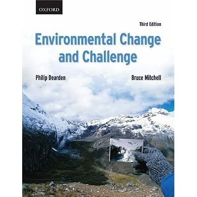 environment changes and challenges