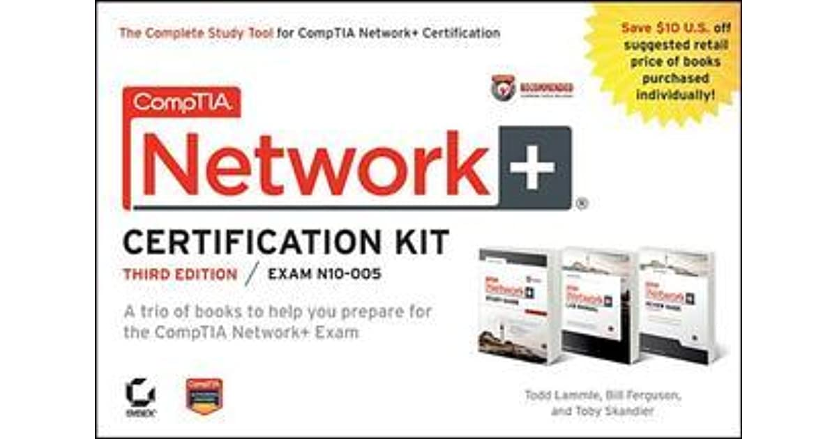 Comptia Network Certification Kit Recommended Courseware Exam N10