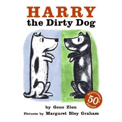 Harry the Dirty Dog by Gene Zion — Reviews, Discussion ...