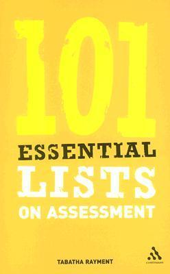 101-Essential-Lists-on-Assessment-