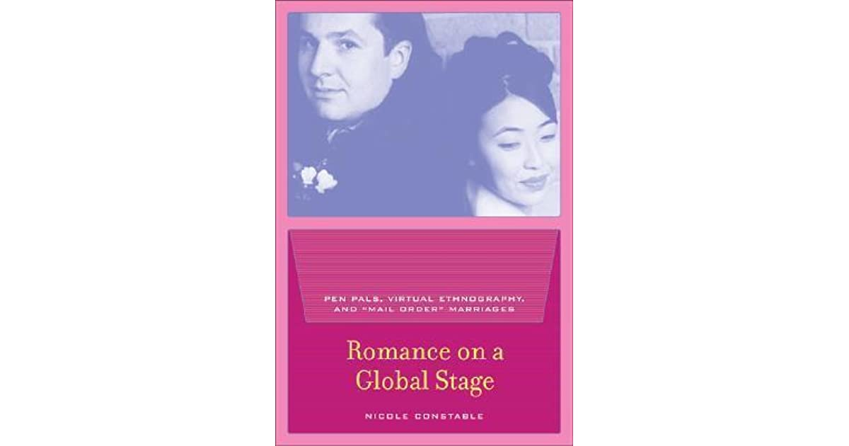 Romance on a Global Stage: Pen Pals, Virtual Ethnography