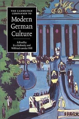 The Cambridge Companion to Modern German Culture