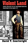 Violent Land: Single Men & Social Disorder from the Frontier to the Inner City