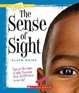 The Sense of Sight (A True Book: Health and the Human Body)