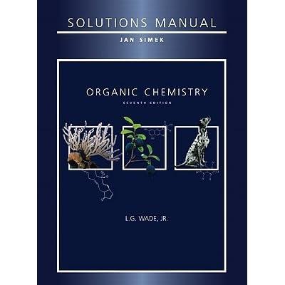 organic chemistry wade 9th edition pdf