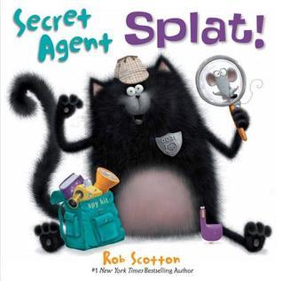 Secret Agent Splat!
