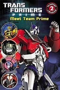 Meet Team Prime (Transformers Prime)