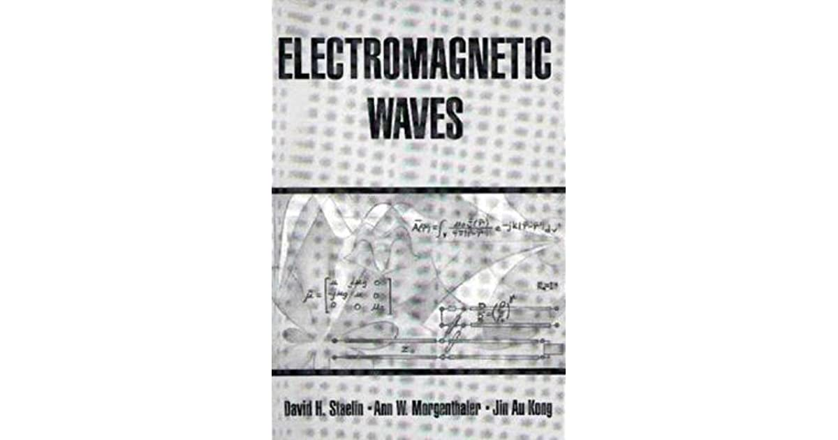 Electromagnetic Wave Theory Kong Pdf