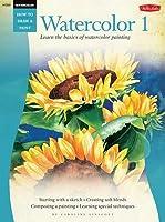 Beginner's Guide: Watercolor: Book 1