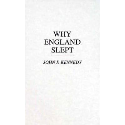 Why England Slept Pdf