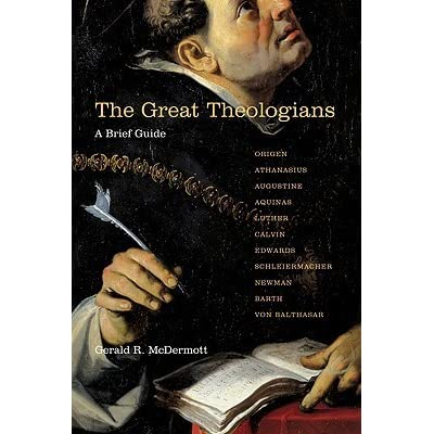 Image result for The Great Theologians by McDermott
