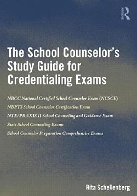 the school counselor s study guide for credentialing exams by rita rh goodreads com school counselor's study guide for credentialing exams school counselor 152 study guide