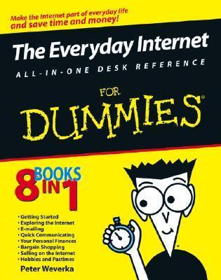 The Everyday Internet All-in-One Desk Reference for Dummies (ISBN - 0764588