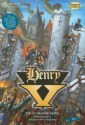Henry V Graphic Novel
