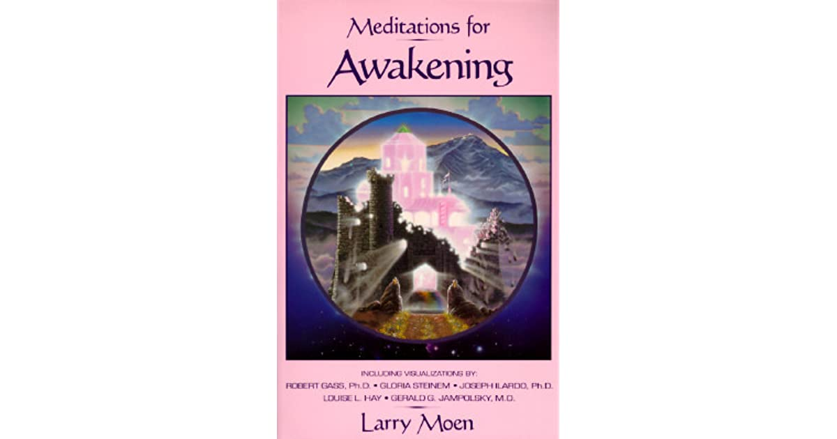 meditations for healing moen larry