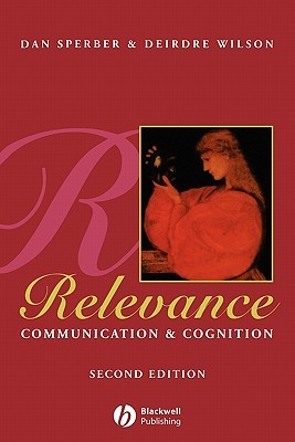 Relevance: Communication & Cognition