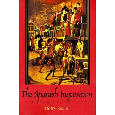 the spanish inquisition a history