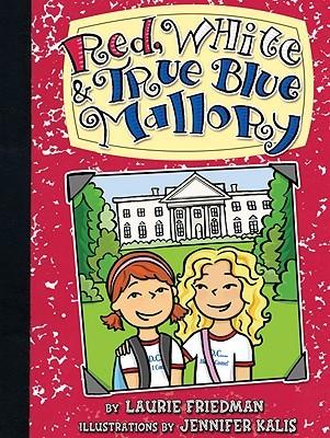Red, White & True Blue Mallory