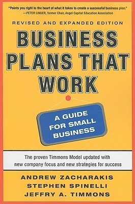 Business Plans that Work  A Guide for Small Business-McGraw-Hill Education (2011)