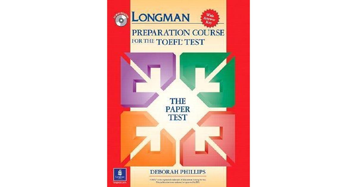 Longman Toefl Itp Pdf