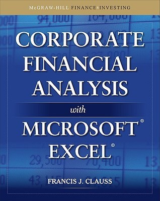Corporate Financial Analysis with Microsoft Excel (2010)
