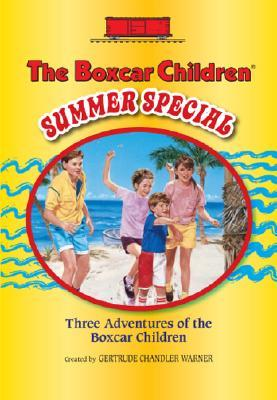The Boxcar Children Summer Special: The Mystery at the Ballpark/The Mystery of the Hidden Beach/The Summer Camp Mystery