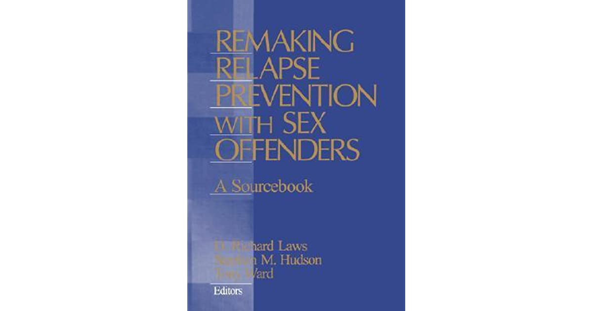relapse prevention with sex offenders
