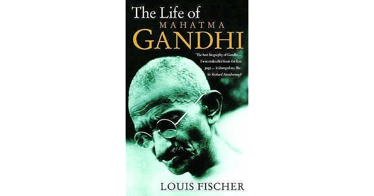 the focus on the life of mahatma gandhi in the movie gandhi