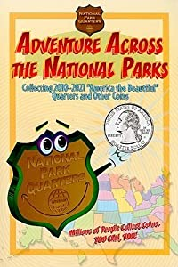 Adventure Across The States National Park Quarters (Official Whitman Guidebooks)