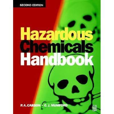 hazardous chemicals h andbook carson p a
