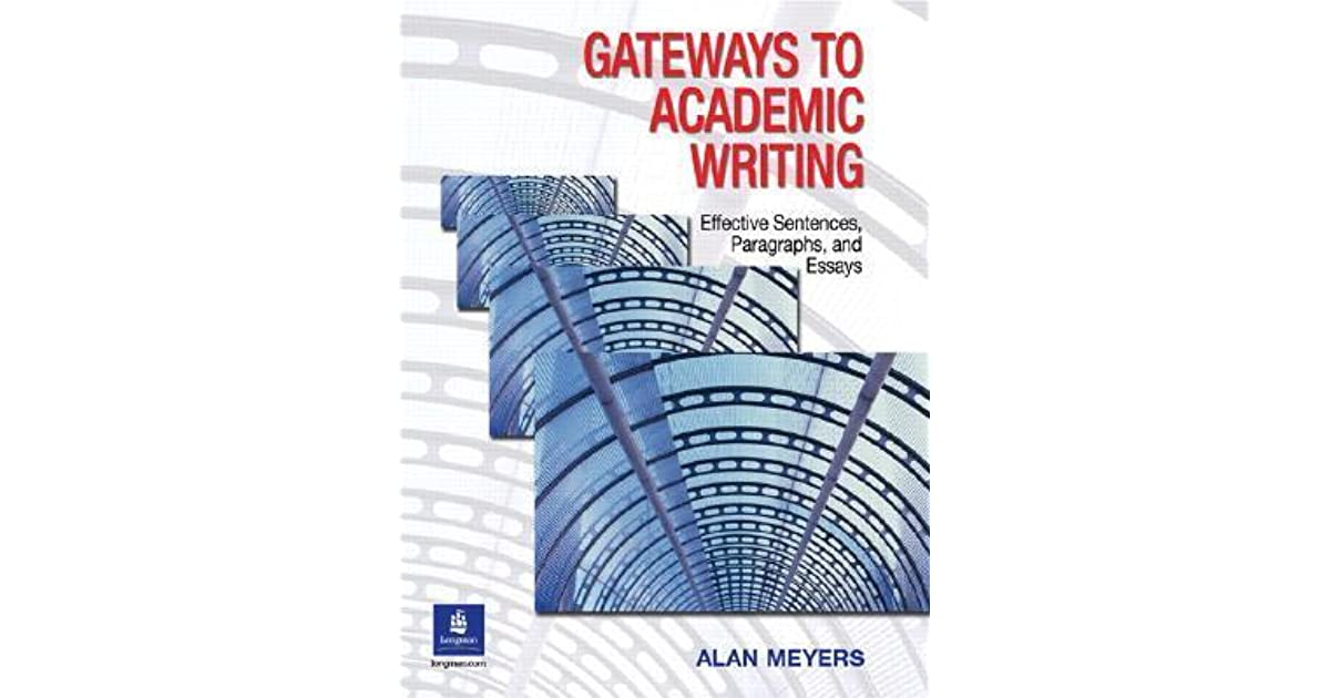 sample of academic writing