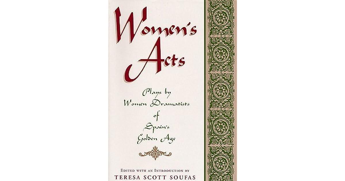 Women's Acts-Pa by Teresa Scott Soufas