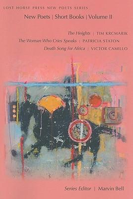 Lost Horse Press New Poets Series by Tim Krcmarik