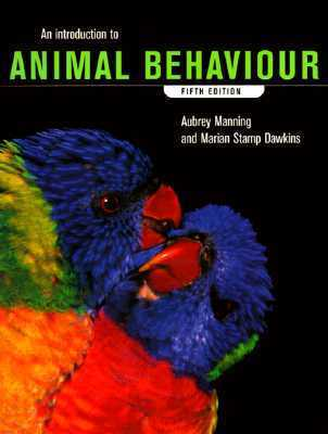 An Introduction to Animal Behaviour