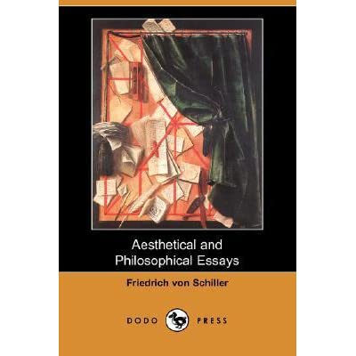 schiller humanism philosophical essays Amherst, ny: humanity books, 2008 f c s schiller on pragmatism and humanism brings together an demonstrate the range of schiller's philosophical.