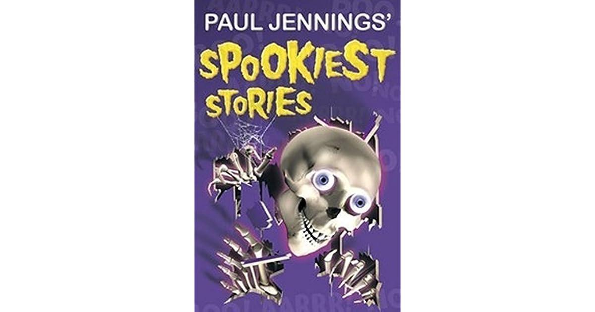 paul jennings spookiest stories pdf