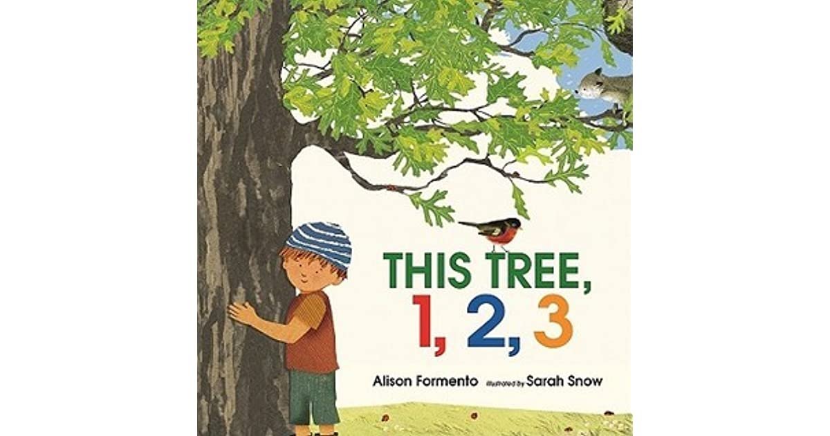 This Tree 123 By Alison Ashley Formento