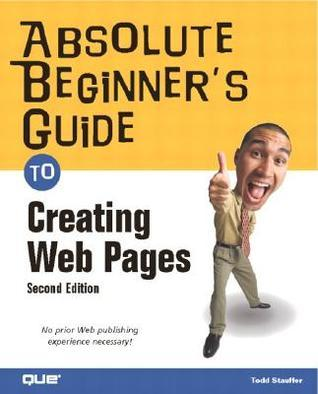 Absolute Beginner's Guide to Creating web pages