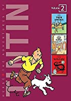 The Adventures of Tintin, Volume 2: Tintin in America / The Cigars of the Pharaoh / The Blue Lotus