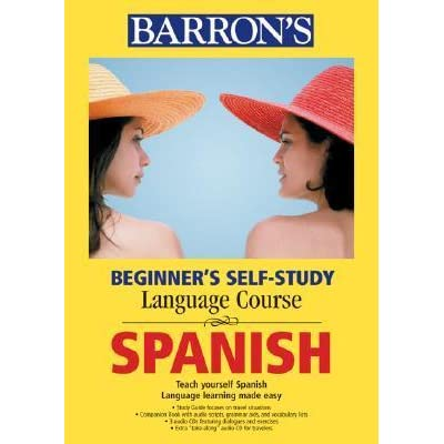 Beginner's Self-Study Course Spanish [With CDs] by Dominique