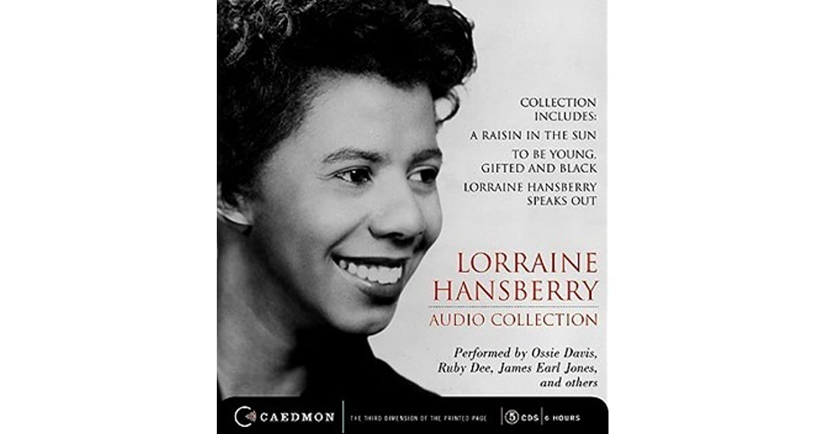 a report on lorraine hansberry and her short success by jesse german