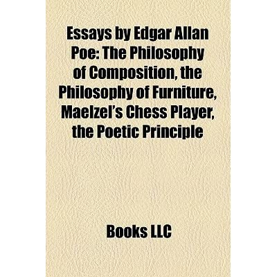 applying poe s philosophy of composition to