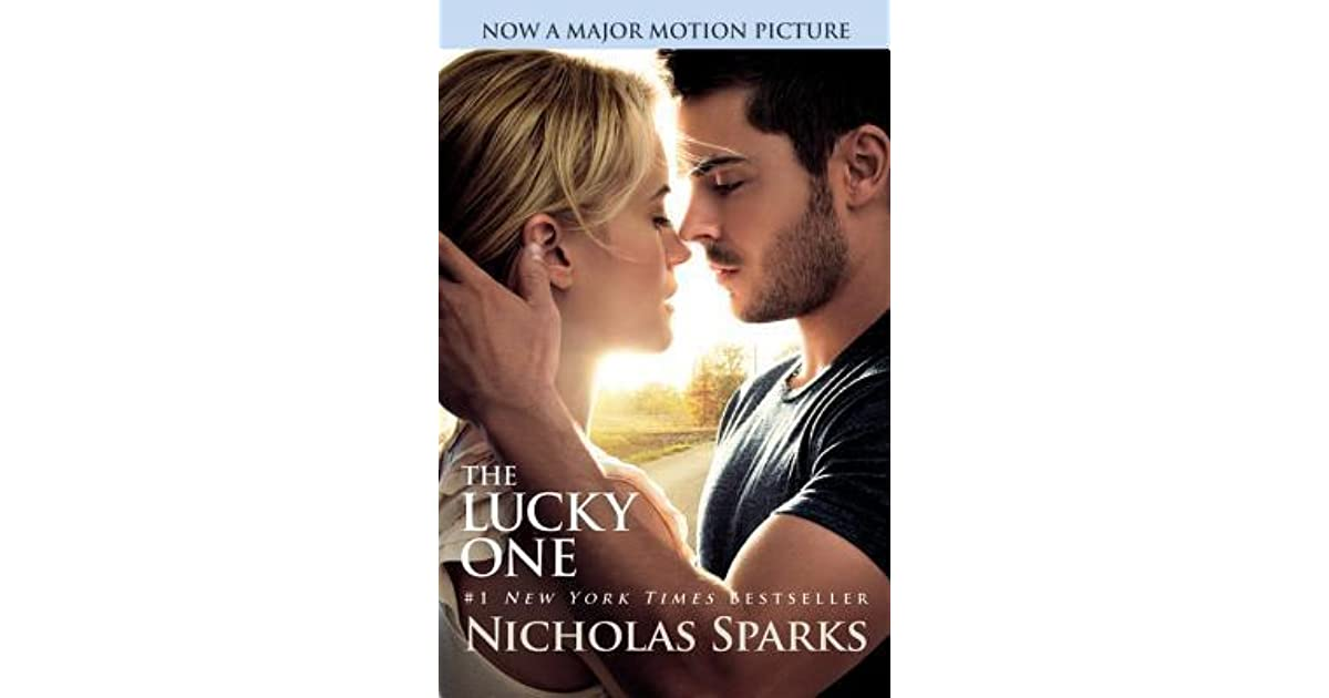 book review on the lucky one Today i review the lucky one by nicholas sparks, the best selling author responsible for the notebook which inspired the movie of the same name to say that the lucky one is a romance novel would be a heavy understatement.