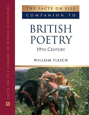 flesch william the facts on file companion to british poetry